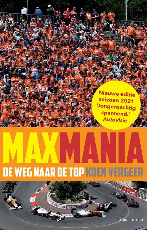 Koen Vergeer,MaxMania (2021)