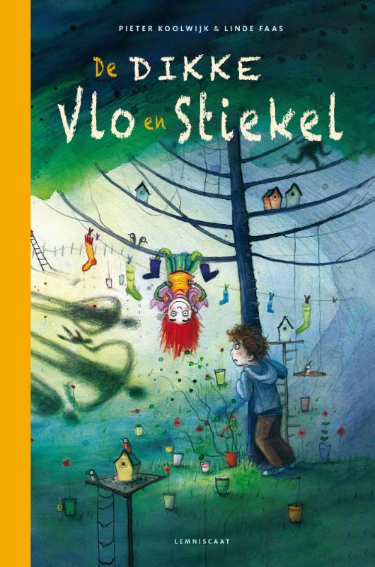 Pieter Koolwijk,De Dikke Vlo en Stiekel