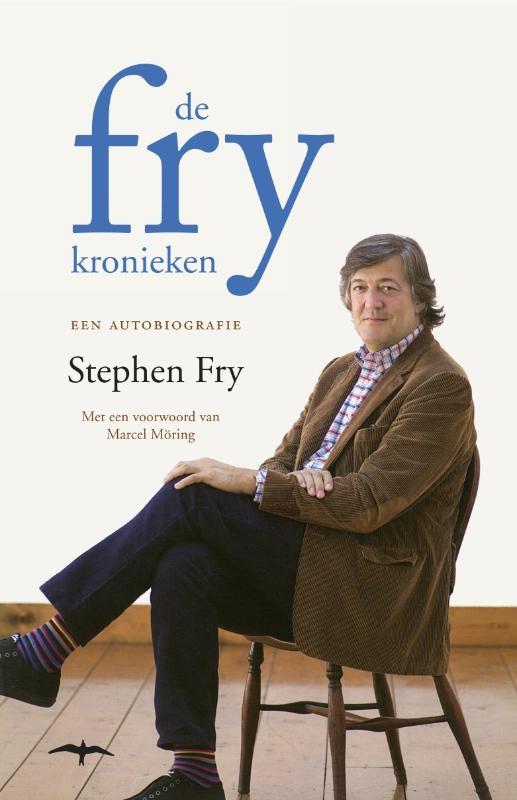 Stephen  Fry,De Fry Kronieken