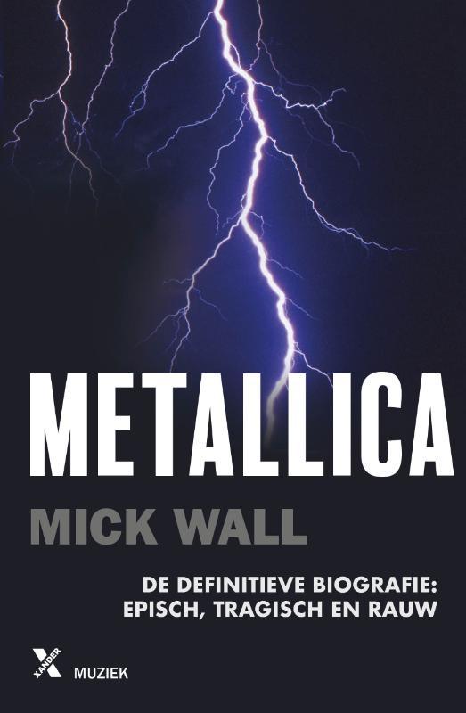 Mick Wall,Metallica