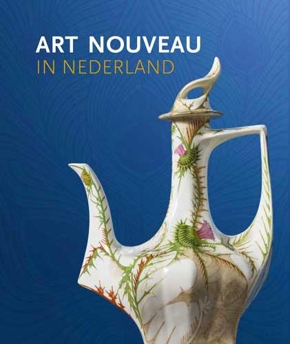 Jan de Bruijn,Art Nouveau in Nederland