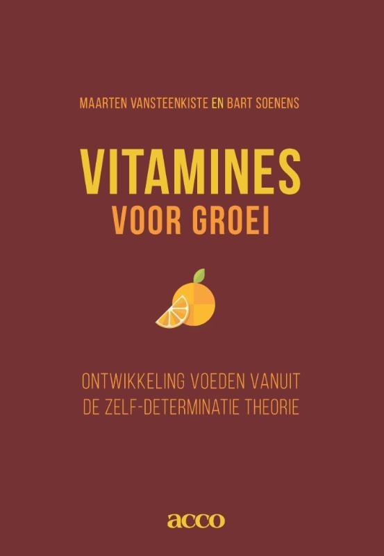 Maarten Vansteenkiste, Bart Soenens,Vitamines voor groei
