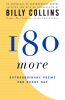 180 More,Extraordinary Poems For Every Day