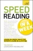 Konstant, Tina,Teach Yourself Speed Reading in a Week