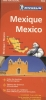 ,<b>MICHELIN WEGENKAART 765 MEXICO</b>