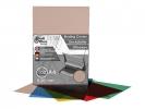 ,schutbladen ProfiOffice A4 200 micron 100 stuks transparant smoke