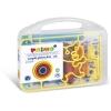 ,PRIMO - Cat EASYDO (Glutenvrij) 4 kleuren 5x100gr + tools