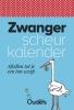 ,<b>Zwanger Scheurkalender</b>