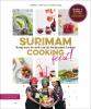 Martha  Waal, Aretha  Waal, Moreen  Waal,SuriMAM Cooking - Feest