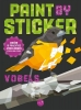,<b>Paint by sticker - vogels</b>