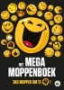 <b>Smiley</b>,Smiley Smiley mega moppenboek