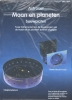 Rob  Walrecht,Astroset maan en planeten bouwplaten