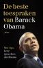 Barack  Obama ,De beste toespraken van Barack Obama