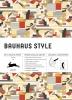 Pepin  Van Roojen ,Bauhaus Style - Gift & Creative Paper Book Vol. 64