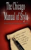 ,The Chicago Manual of Style by University