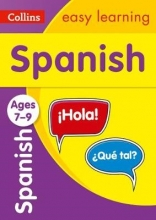 Collins Easy Learning Spanish Ages 7-9