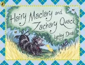 Lynley Dodd Hairy Maclary and Zachary Quack