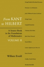 William Bragg (Assistant Professor of Law and Philosophy, University of Pennsylvania) Ewald From Kant to Hilbert Volume 2