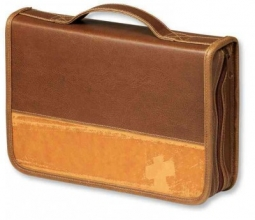 Rugged Cross Large Book & Bible Cover