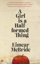 Eimear,Mcbride Girl is a Half-formed Thing