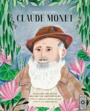 Lucy Brownridge,   Caroline Bonne-Muller Portrait of an Artist: Claude Monet