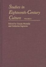 Mostefai, Studies in Eighteenth-Century Culture V31