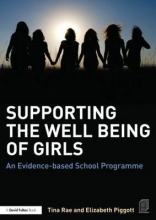 Tina Rae,   Elizabeth Piggott Supporting the Well Being of Girls