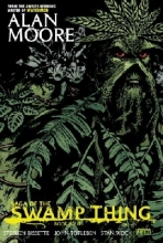 Moore, Alan Saga of the Swamp Thing 4
