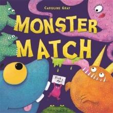 Gray, Caroline Monster Match