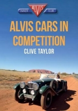 Clive Taylor Alvis Cars in Competition