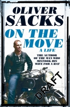 Sacks, Oliver Sacks*On the Move