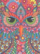 Angelea Van Dam Hello Angel Lined Journal Owl