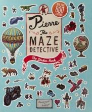 Pierre the Maze Detective: The Sticker Book