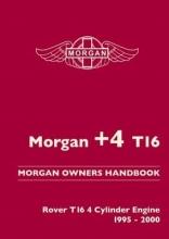 Morgan +4 T16 Morgan Owners Handbook