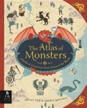 Sandra,Lawrence Atlas of Monsters