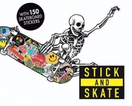 Stickerbomb , Stick and Skate