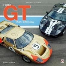 Adrian Streather Ford GT