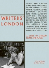 Alan Oliver Carrie Kania, Writers` London