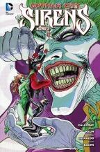 Calloway, Peter Gotham City Sirens 03