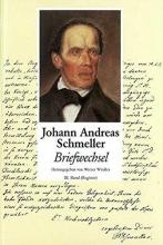 Schmeller, Johann Andreas Briefwechsel 3
