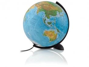 , globe Ellipse B nederlandstalig