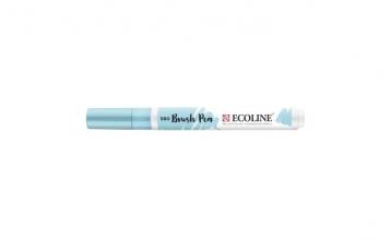 , Brushpen Talens Ecoline 580 pastelblauw