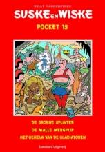 Vandersteen, Willy Suske en Wiske Pocket 15