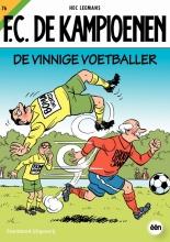 Hec  Leemans FC De Kampioenen  76 De vinnige voetballer