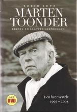 Robin  Lutz Lutz*Marten Toonder - Eerste en laatste gesprekken - incl DVD
