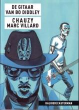 Chauzy/ Villard Gitaar van Bo Diddley 01