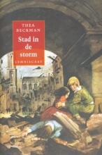 Thea Beckman , Stad in de storm