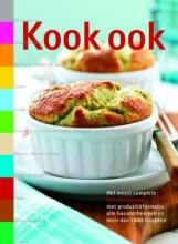 J. van Mil I. van Blommestein  A. van Eijndhoven, Kook ook