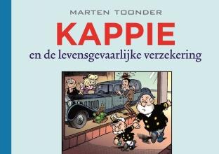 Toonder,,Marten Kappie 134