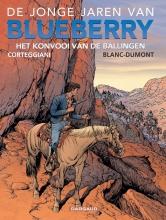Blanc-dumont,,Michel/ Corteggiani,,Francois Blueberry, Jonge Jaren van 21